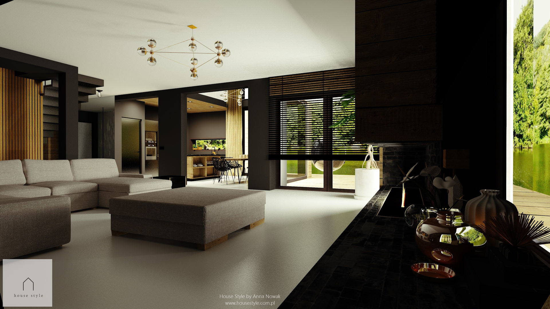 Projekt: House Style Anna Nowak