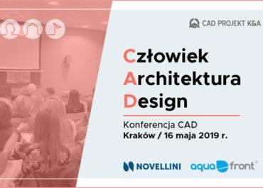 Konferencja Człowiek Architektura Design