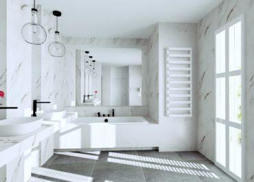 Projekt łazienka CAD Decor