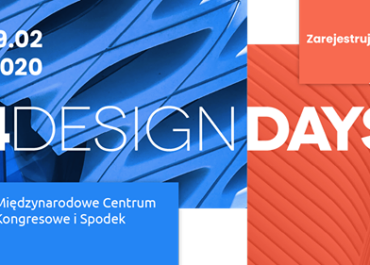 4 Design Days 2020 Katowice
